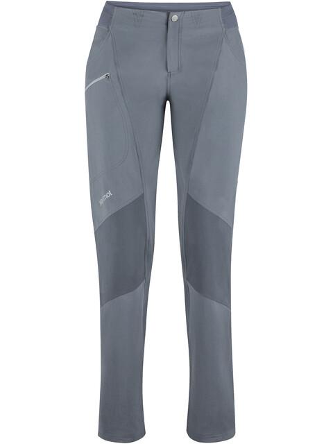 Marmot Scrambler - Pantalon long Femme - gris
